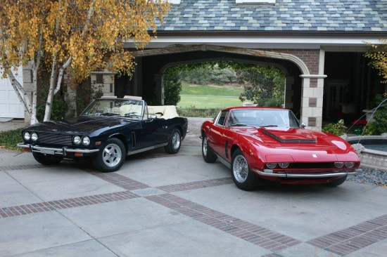 Iso Grifo series 2