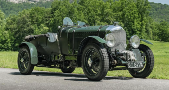 1931 Bentley 4½ Liter Supercharged Birkin Le Mans Replica