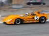 Chris MacAllister in the ex-Denny Hulme Team McLaren M8F.