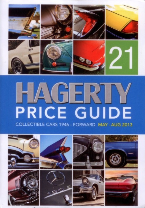 Hagerty Cars That Matter Price Guide