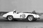 Phil Hill and Ferrari 750S Monza #0498M