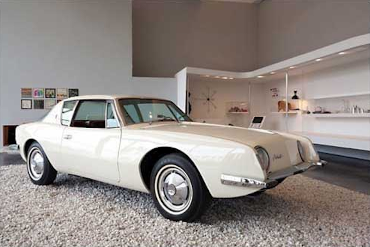 This Studebaker Avanti Was In The Los Angeles Museum Of Art