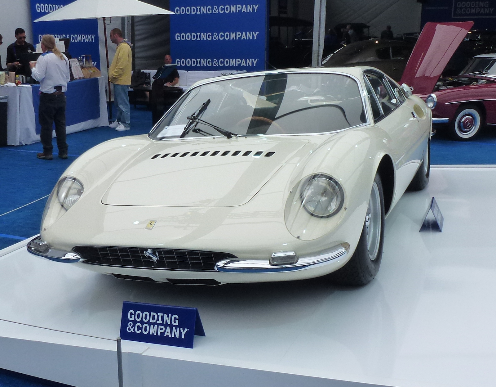 This Ferrari Should Have Sold In Pebble Beach