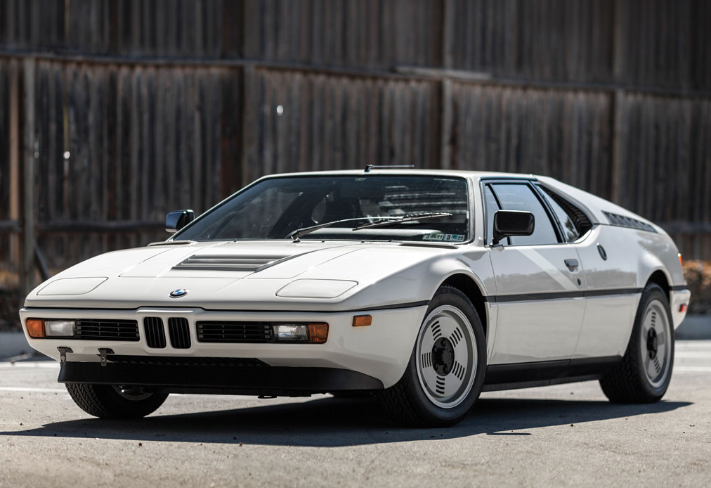 BMW M1 For Sale >> Car Of The Day A Bmw M1 For Sale At Auction Mycarquest Com