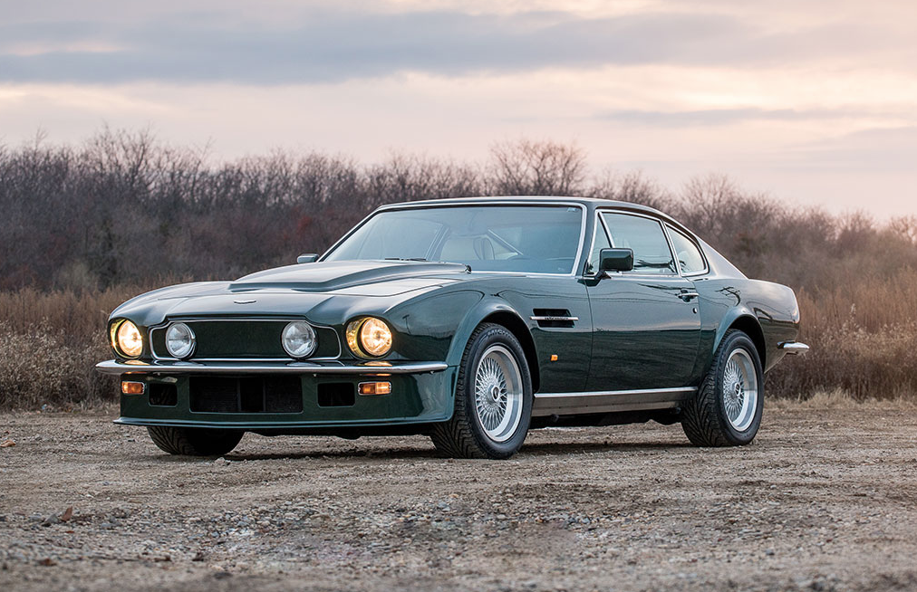 Car Of The Day - Aston Martin V8 Vantage 'X-Pack' At Auction