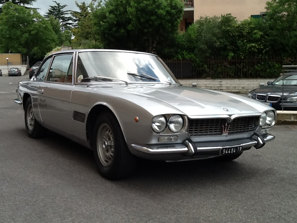 1972 Maserati Mexico For Sale