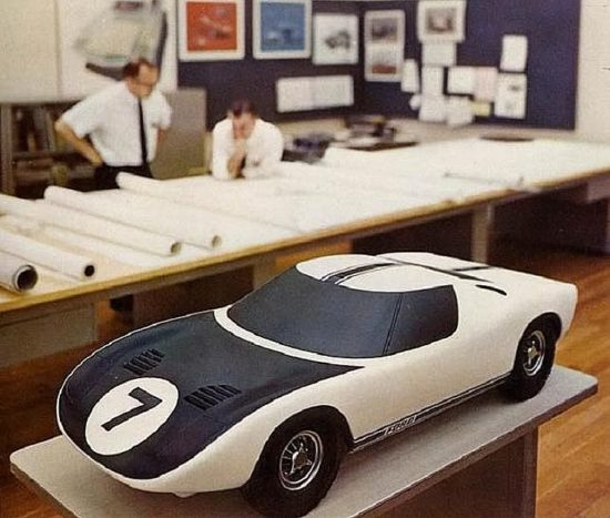 Ford GT40 Model